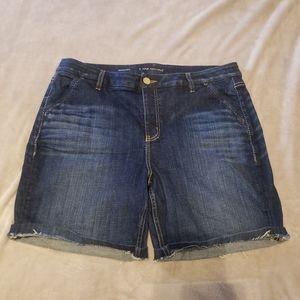 Lane Bryant shorts size 18
